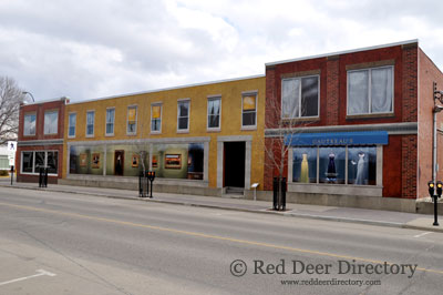Red Deer Downtown Artist Mural