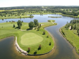 RiverBend Golf Course - Red Deer